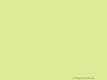 金桥繁宋体 Regular version 3.0 Font Sample