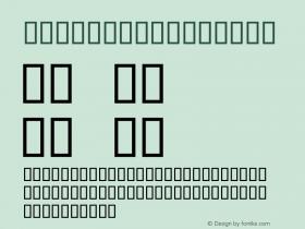 Script2demo Bold Macromedia Fontographer 4.1.3 13.02.2001 Font Sample