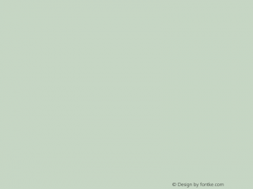 文鼎行楷碑体 Regular CoolType Version 1.0图片样张