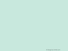 文鼎淹水体 Regular CoolType Version 1.0 Font Sample