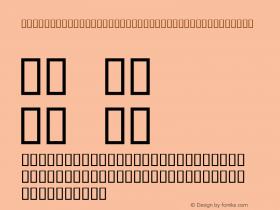 Ipa-samd Uclphon1 SILDoulosL Bold Italic Altsys Fontographer 4.0.3 1/13/94 Compiled bTTFON - SIL Encore Font Compiler 05/09/95 12:20:51 Font Sample
