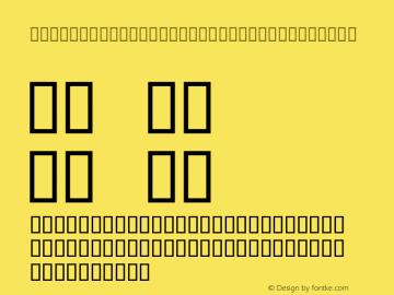 Ipa-sams Uclphon1 SILSophiaL Bold Altsys Fontographer 4.0.3 1/14/94 Compiled bTTFON - SIL Encore Font Compiler 05/09/95 12:23:46 Font Sample