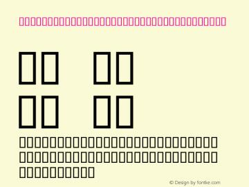 Ipa-sams Uclphon1 SILSophiaL Regular Altsys Fontographer 4.0.3 1/14/94 Compiled bTTFON - SIL Encore Font Compiler 05/09/95 12:23:57 Font Sample