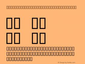 Ipa-samd Uclphon1 SILDoulosL Italic Altsys Fontographer 4.0.3 1/13/94 Compiled bTTFON - SIL Encore Font Compiler 05/09/95 12:20:41 Font Sample