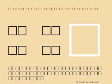 Simplified Arabic Backslanted Italic Glyph Systems 23-jun-93 Font Sample