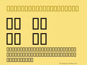 Typestar BlackExpert Macromedia Fontographer 4.1.5 2/5/05 Font Sample