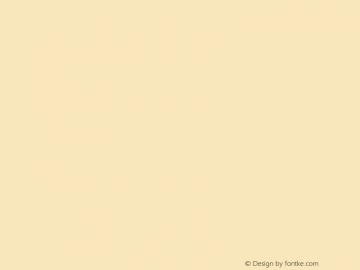 JBHGZWZT Regular V4.0图片样张