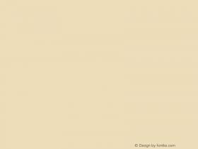 文鼎行楷碑体 Regular Version 1.0 Font Sample
