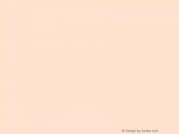 和平疊黑 Regular Version 1.00图片样张