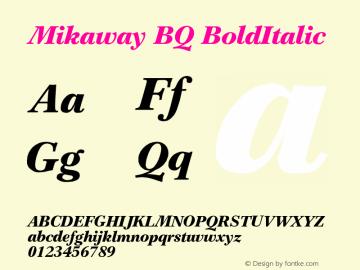 berthold standard bq ex bold italic free download