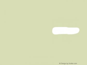 Upga00 Book Version Altsys Fontographer Font Sample