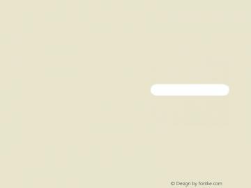 Udnl00 Light Version Altsys Fontographer Font Sample