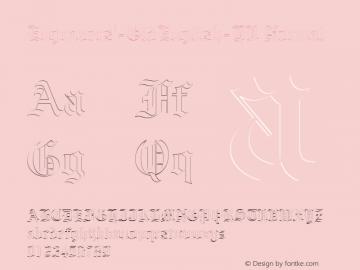Engravers'-OldEnglish-HU Normal 1.000图片样张