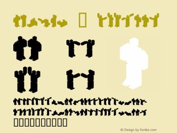 Asimov 2 Regular Macromedia Fontographer 4.1.5 11.11.2003图片样张