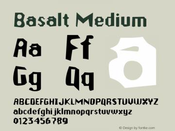 Basalt Medium Version 001.000图片样张