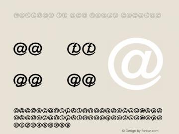 Mailbox LT Pro Heavy Regular Version 1.000;PS 001.000;hotconv 1.0.38 Font Sample