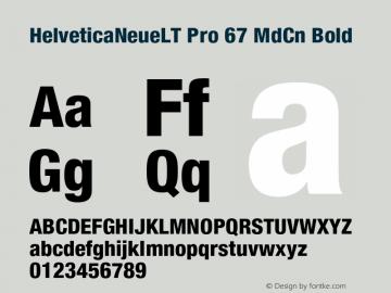 HelveticaNeueLT Pro 67 MdCn Bold Version 1.500;PS 001.005;hotconv 1.0.38图片样张