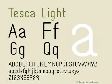 Tesca Light Unknown图片样张