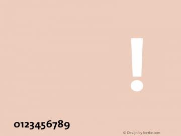 TheMixArab Bold Version 001.000 Font Sample