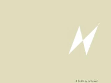 invisible Regular Version 1.00 September 13, 2005, initial release Font Sample