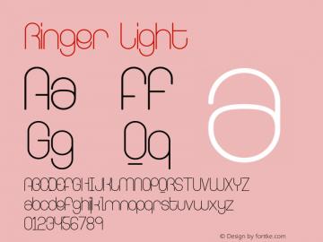 Ringer Light Version 001.000图片样张