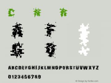 Crux Nine Regular 001.000 Font Sample