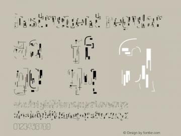Instrument Regular 001.000 Font Sample