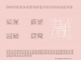 Newcracks 13 Regular 001.000 Font Sample