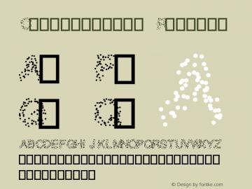 Confetti0000 Regular Version 0.1图片样张