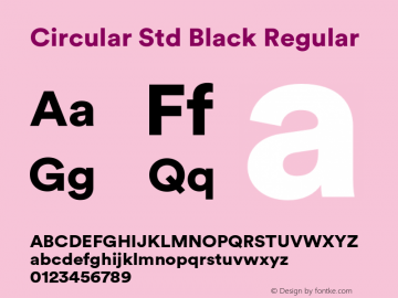 Circular Std Black Font Family|Circular Std Black-Uncategorized