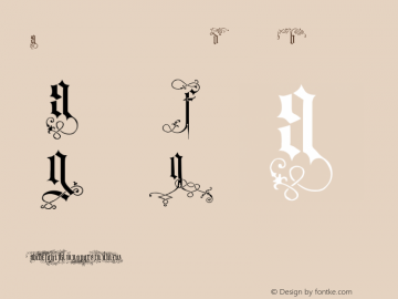 Ardenwood Demo Book Version Macromedia Fontograp Font Sample