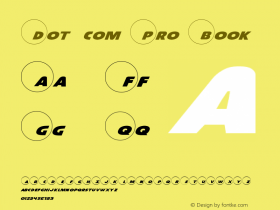 Dot.com Pro Book Version 1图片样张