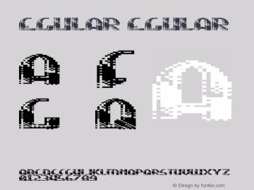 Regular Regular Version 1.0图片样张