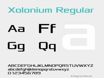 Xolonium Regular Version 2.0图片样张