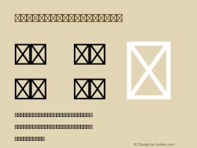 Genericons Regular Version 3.002;PS 003.002;hotconv 1.0.70;makeotf.lib2.5.58329图片样张