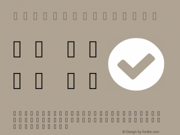 example Regular Version 1.0图片样张