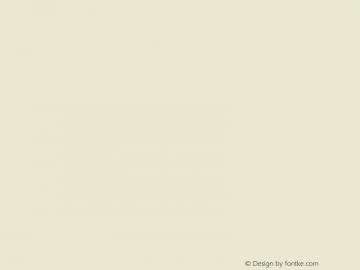 foicon Regular Version 1.0 Font Sample