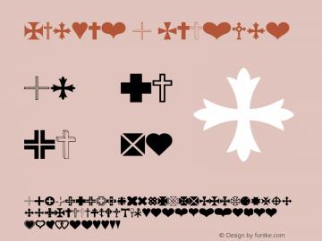 Shapes A Regular Version 4.10 Font Sample