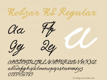 Kobzar KS Regular Version 1.020; ttfautohint (v1.4.1) Font Sample