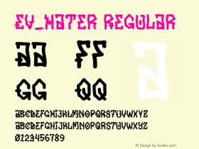 EV_Hater Regular Version 1.000图片样张