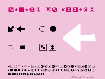 Robots HT Arrows Version 1.000; initial release图片样张