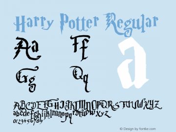 Harry Potter Regular I would appreciate ANY donation!图片样张