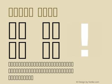 Vazir Bold Version 2-Beta-bugfix3; ttfautohint (v1.4.1.5-446e) Font Sample