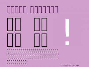 Vazir Regular Version 2-Beta-bugfix4; ttfautohint (v1.4.1.5-446e) Font Sample