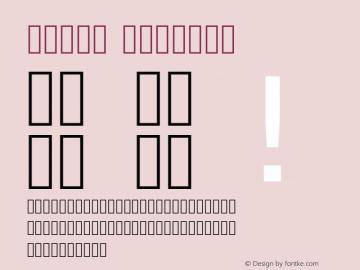 Vazir Regular Version 2-RC1; ttfautohint (v1.4.1.5-446e) Font Sample