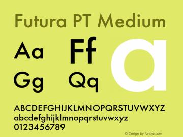 Futura PT Font,FuturaPT-Medium Font,Futura PT Medium Font