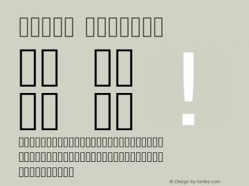 Vazir Regular Version 2-RC9; ttfautohint (v1.4.1.5-446e) Font Sample