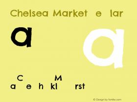 Chelsea Market Regular Version 1.001图片样张