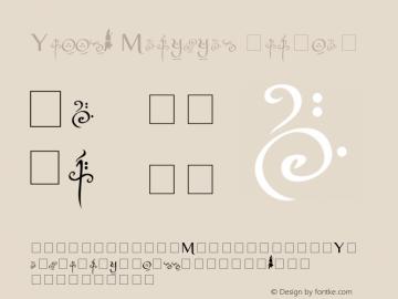 Yellow Magician Font Family Yellow Magician Uncategorized Typeface Fontke Com