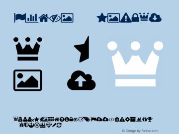 pximg Regular Version 1.0图片样张